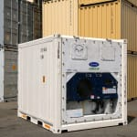 New 10' Refrigerated Container