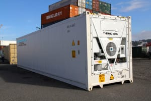 40' Refrigerated Containers for Lease Call for Details