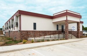 5-plex Atoka County Modular Medical Facility