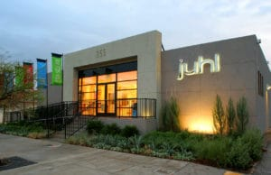 3-plex Citimark - Juhl Modular Sales Center; Custom Modular Buildings