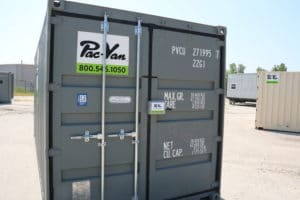 PV3 Safety Container